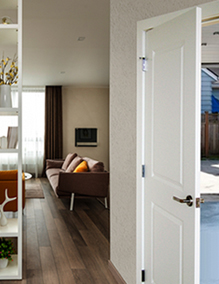 Adjustable Kerf Steel Door Frames by Frame-Up™